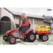 PEG PEREGO traktorius Mini Tony Tigre TC