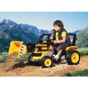 PEG PEREGO minamas traktorius su kaušu Excavator