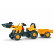 ROLLY TOYS Kid traktorius JCB