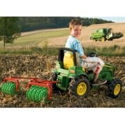 ROLLY TOYS akėčios traktoriui Walec Cambridge