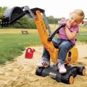 ROLLY TOYS mini ekskavatorius Digger