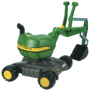 ROLLY TOYS mini ekskavatorius John Deere