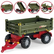 ROLLY TOYS priekaba Rolly Multi Trailer