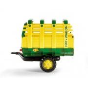 ROLLY TOYS priekaba Hay Wagon 2 ratais