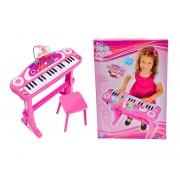SIMBA pianinas su mikrofonu