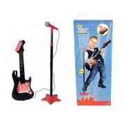 SIMBA vaikiškas mikrofonas su gitara