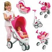 SMOBY Maxi Cosi Quinny 4in1 lėlių vežimėlis
