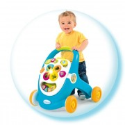 SMOBY stumdukas Walk&Play 2in1