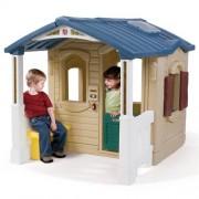 STEP2 žaidimų namelis su terasa