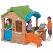 STEP2 žaidimų namelis su kepimo krosenele