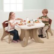 STEP2 staliukas su 2 kėdutėmis