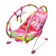 TINY LOVE vibro gultukas Gymini Bouncer Pink