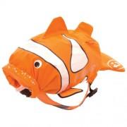 TRUNKI vaikiška kuprinė PaddlePak Clown Fish - Chuckles