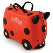 Vaikiškas lagaminas TRUNKI Harley