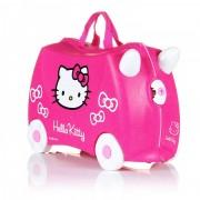 Vaikiškas lagaminas TRUNKI Hello Kitty