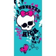 Vaikiškas rankšluostis Monster High 70x140 cm.