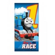 Vaikiškas rankšluostis Thomas&Friends 70x140 cm.